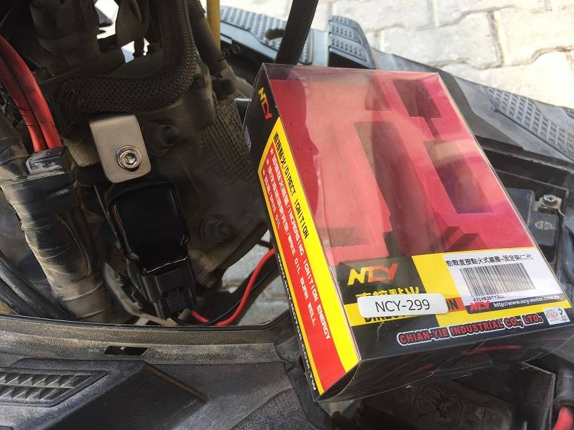 Direct Ignition Coil Kit NCY