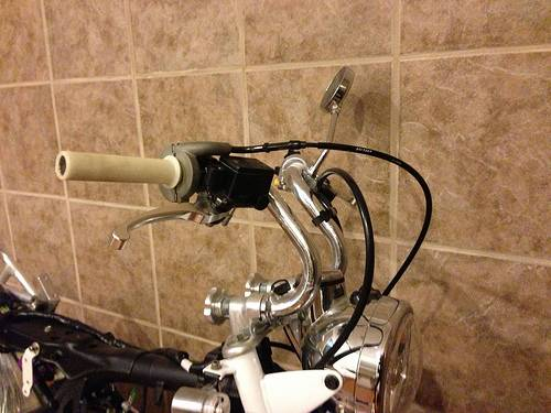 3cm Down Type Separate Handlebars