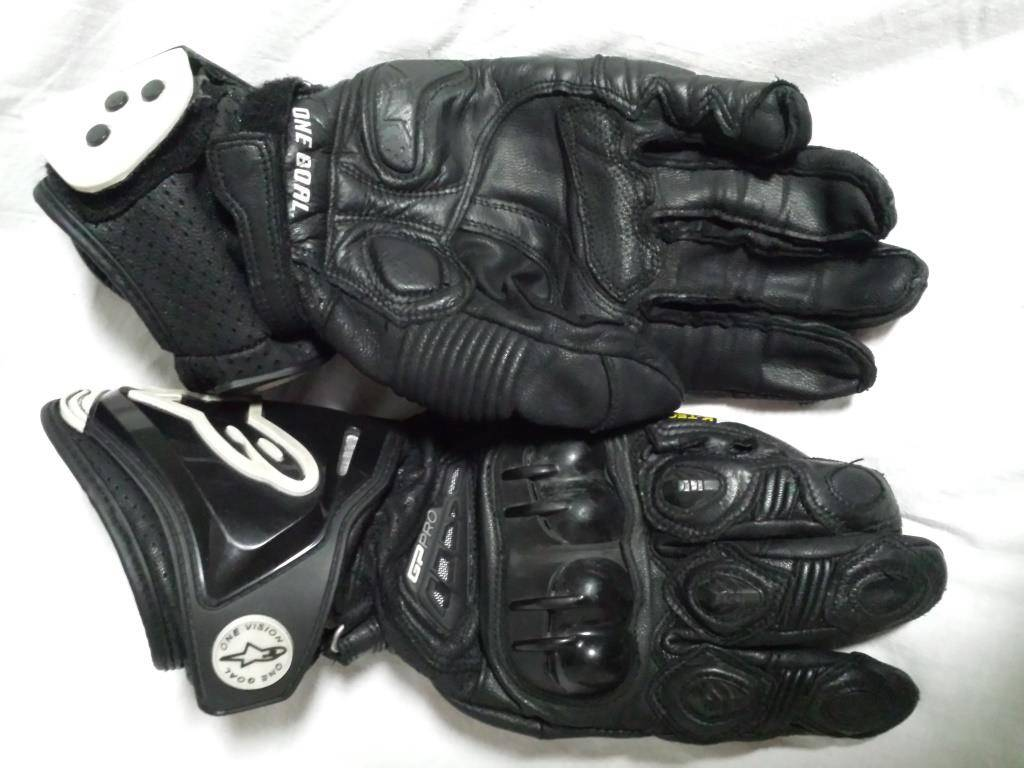 【alpinestars】GP PRO Leather Gloves:name's product reviews