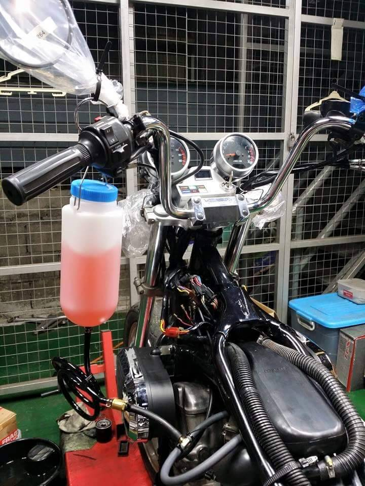 【Webike Garage】Sub Gas Tank 1L for TuningUlasan Produk :name