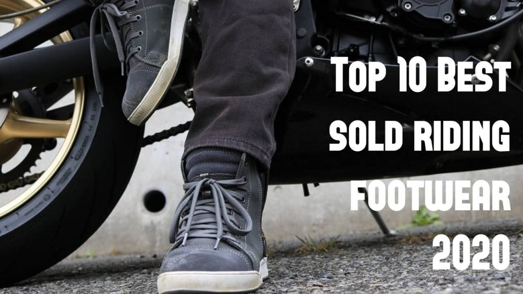 Top 10 Best Sold Footwear of 2020