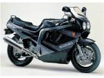 SUZUKI GSX R1100 HONDA LEAD90