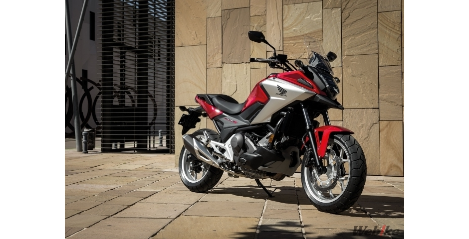 New Vehicle New Honda Nc750x With Improved Led Headlight And