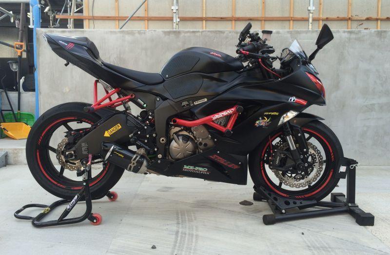 Kawasaki Zx 6r 2015 Motorcycle News Webike Japan