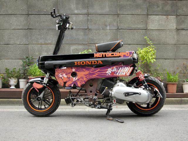 HONDA MOTOCOMPO (1981) | Motorcycle News | Webike Japan