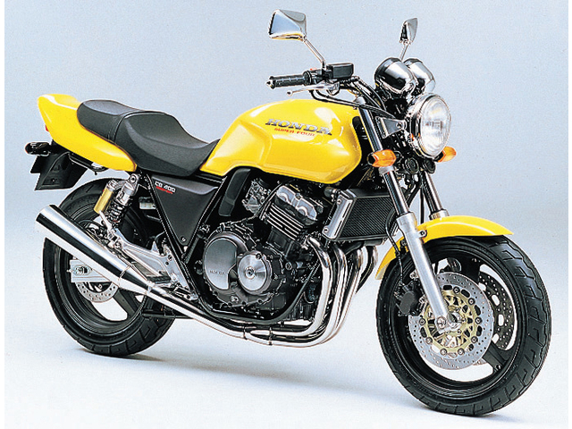 HONDA CB400 SUPER FOUR | Motorcycle News | Webike Japan