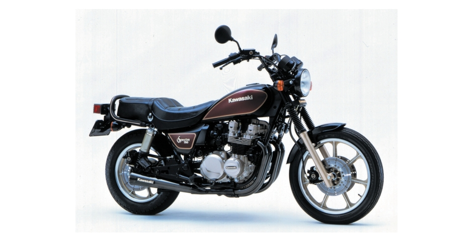 L Z750spectre 198208 Model NameZ750 Spectre