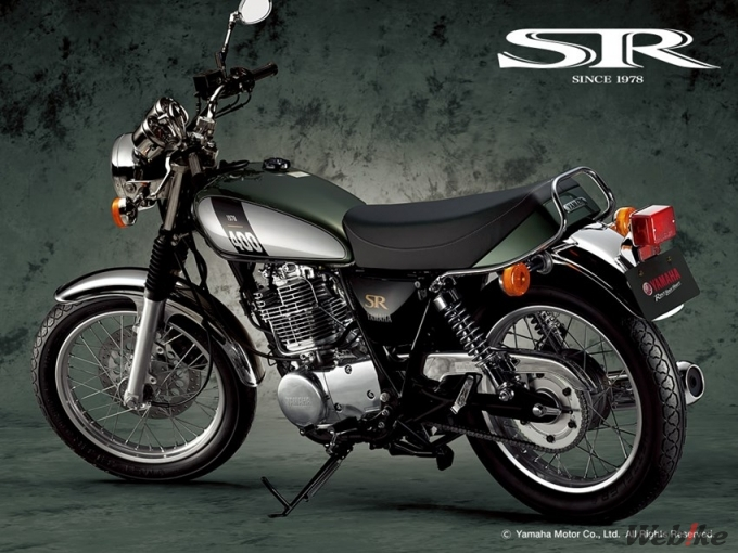 New Vehicle 2016 Color For Yamaha Sr400
