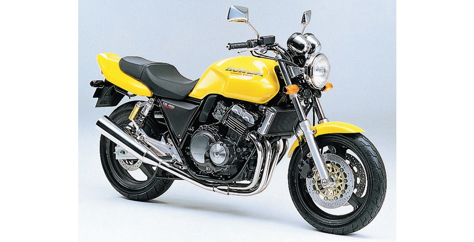 honda cb 400 super four new