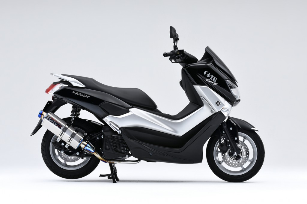 Nmax Is A 125cc Class Motor Scooter That Popular In Europe Its Sporty Design And Travelling Performance Have Been Inherited From The Max Series: Motorcycle Performance Exhaust South Africa At Woreks.co