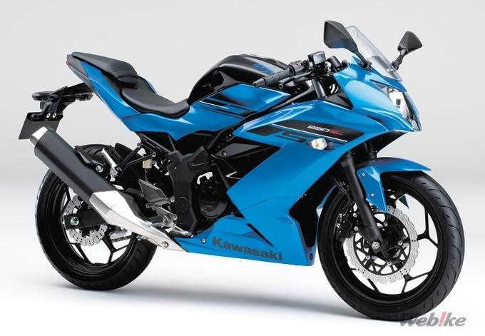 New Vehicle Kawasaki Ninja 250sl 2016 Japanese Model Motorcycle