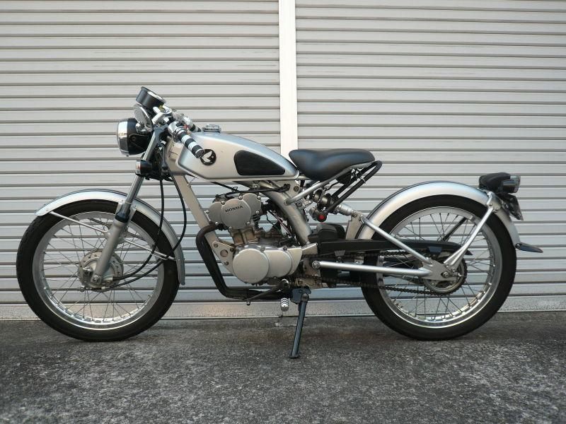 Honda Solo 2003 Motorcycle News Webike Japan