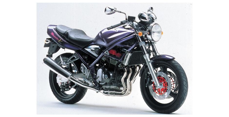 suzuki bandit 400 v motorcycle news webike japan. Black Bedroom Furniture Sets. Home Design Ideas