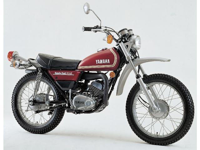 yamaha dt125 motorcycle news webike japan. Black Bedroom Furniture Sets. Home Design Ideas