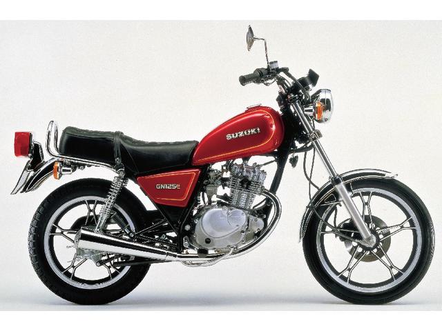suzuki gn125 motorcycle news webike japan. Black Bedroom Furniture Sets. Home Design Ideas