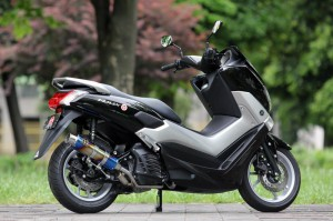 New Full Exhaust Systems for YAMAHA NMAX!