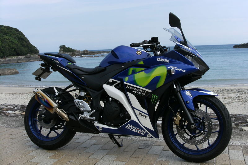 Yamaha yzf r25 2015 motorcycle news webike japan for Yamaha yzf r25