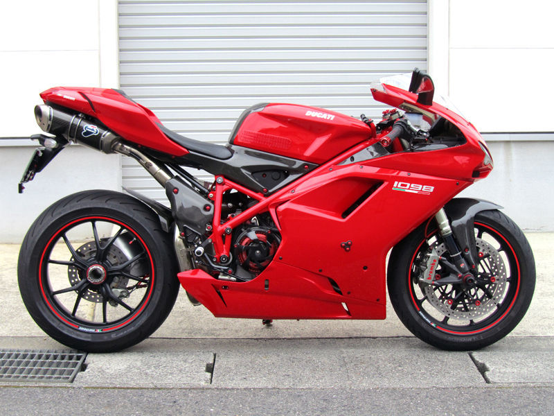 Ducati For Sale Thailand
