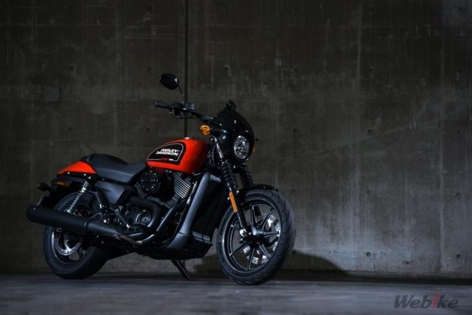 New Vehicle Harley Davidson Street750 Xg750r Limited
