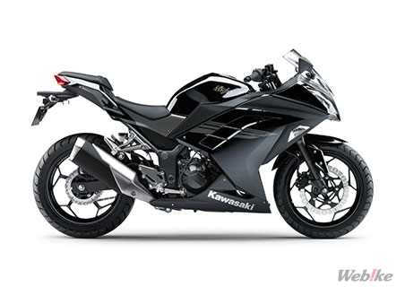 """New Vehicle] KAWASAKI """"Ninja 250"""", """"Ninja 250 ABS Special Edition"""