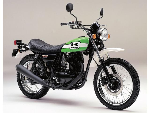 KAWASAKI 250TR | Motorcycle News | Webike Japan