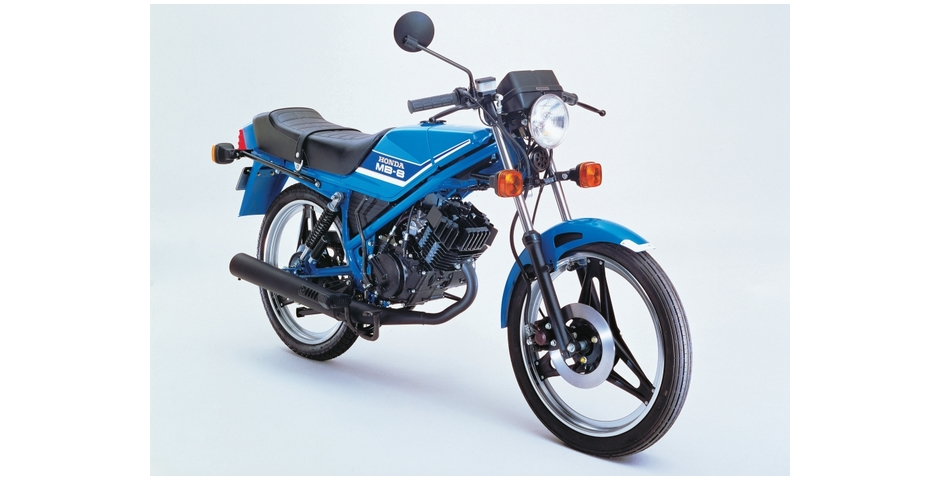 Honda Mb 8 Motorcycle News Webike Japan