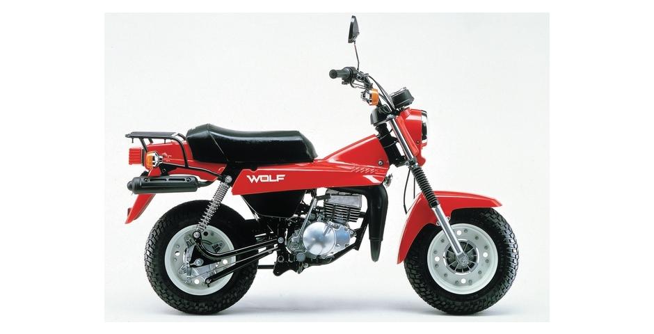 Suzuki wolf 50 запчасти