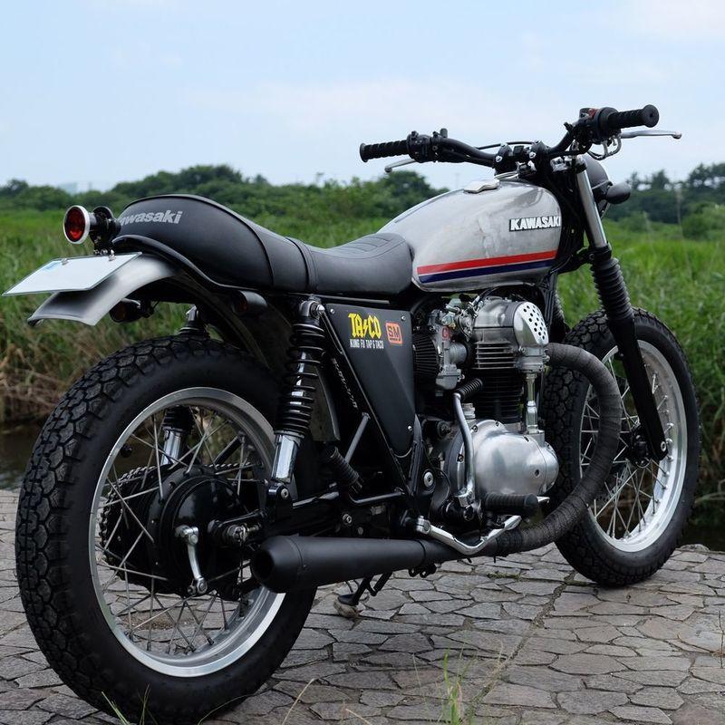 Kawasaki W650 1999 Motorcycle News Webike Japan