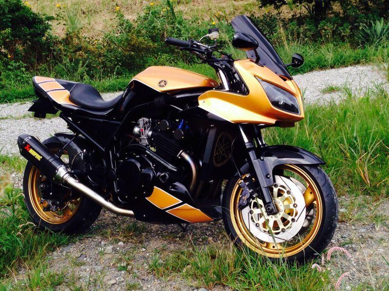 Yamaha fz400 1998 motorcycle news webike japan for Yamaha 400cc motorcycle