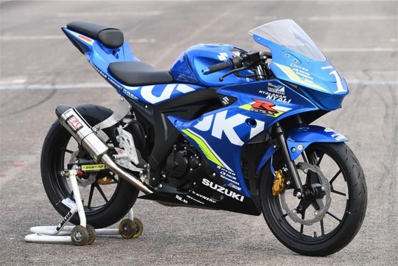 Gsxr 1000 2018 >> GSX-R150 ANNOUNCED FOR SUZUKI ASIAN CHALLENGE | Motorcycle News | Webike Japan