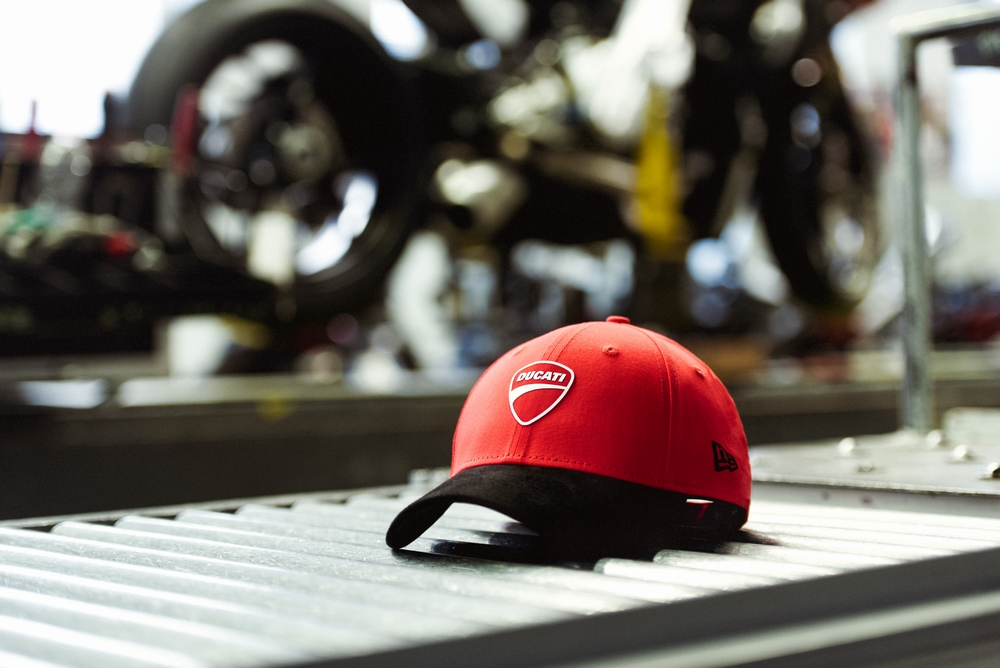 New Era signs an Official Headwear Licensee agreement with Ducati ... b68ebb08c58
