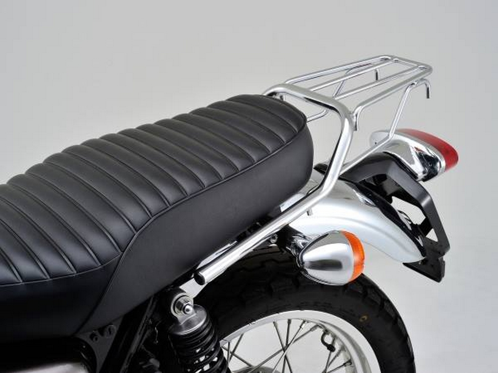 New Product Vintage Style Rear Rack For W800 W650 Motorcycle
