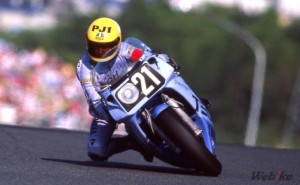 """King"" Kenny Roberts will come to Suzuka 8 Hours! He'll run at Suzuka with FZR750 after 32 years in 1985."