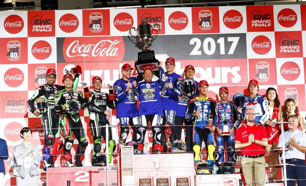 Yamaha Factory Racing Team Writes History with Third Consecutive