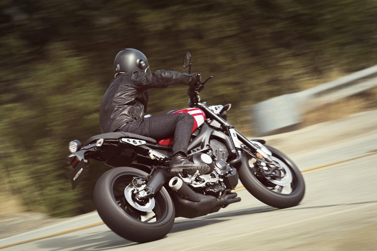 Agile Handling For A Connected And Emotional Riding Experience Were Enabling Todays Yamaha Customers To Discover The True Essence Of Motorcycling