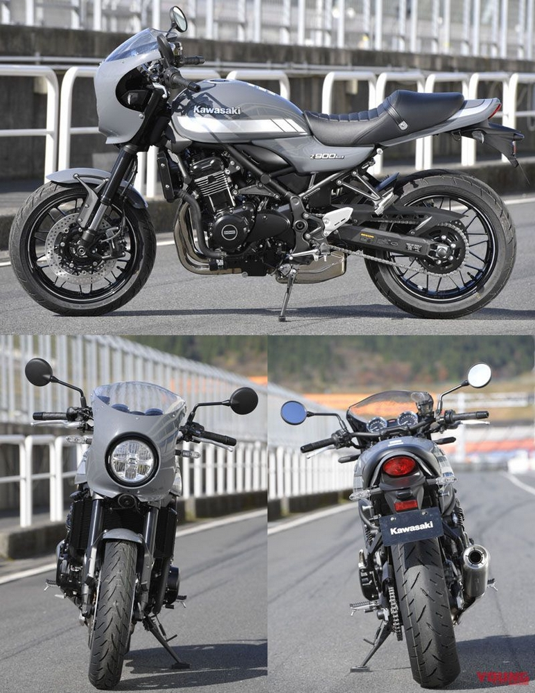 The New Gray Color Has A Simple Impression Because There Is No Graphics On Bikini Cowl Special Equipment Such As Seat Handlebar And Mirror Are