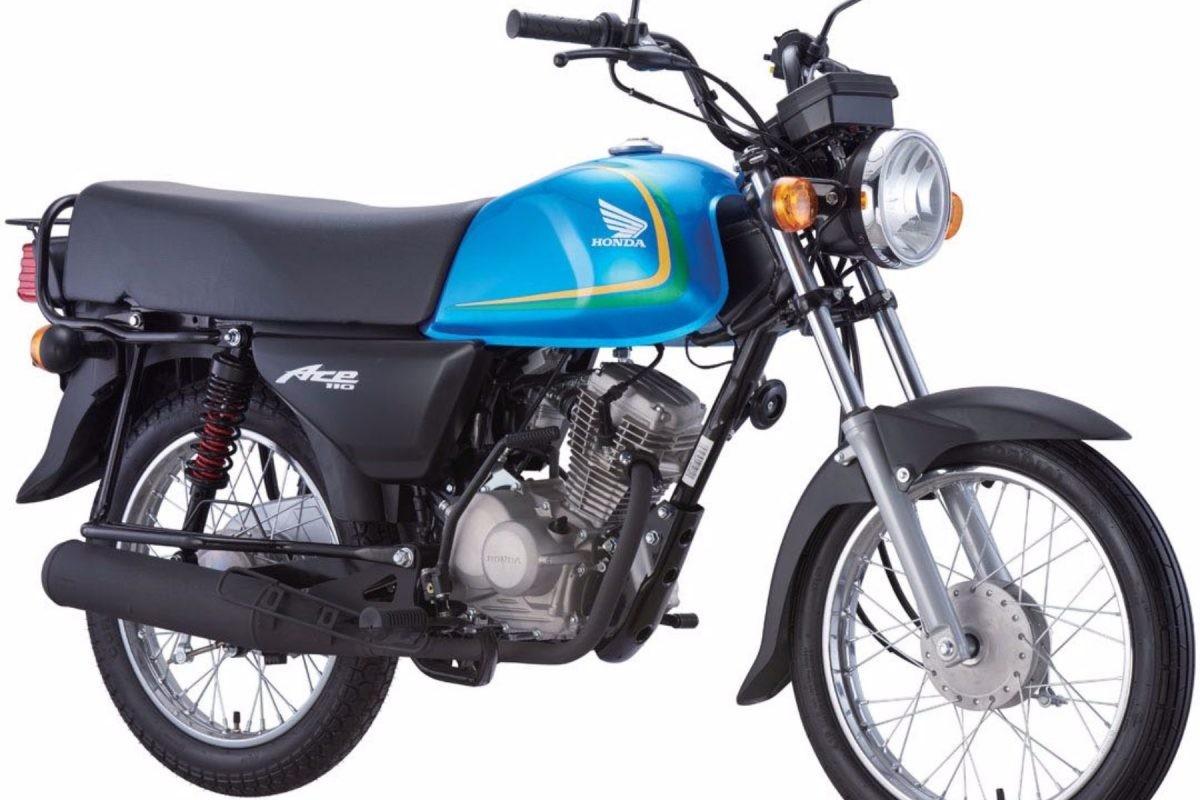אולטרה מידי Honda Announces and Launches All-new Ace110 Light Motorcycle NW-11