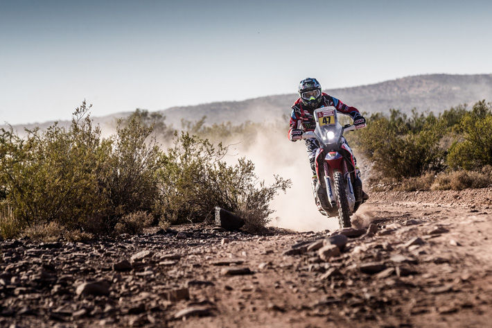 Benavides Overall 2nd with One Stage Remaining | Motorcycle News | Webike Japan