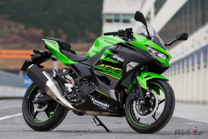 Kawasaki Ztest Ride