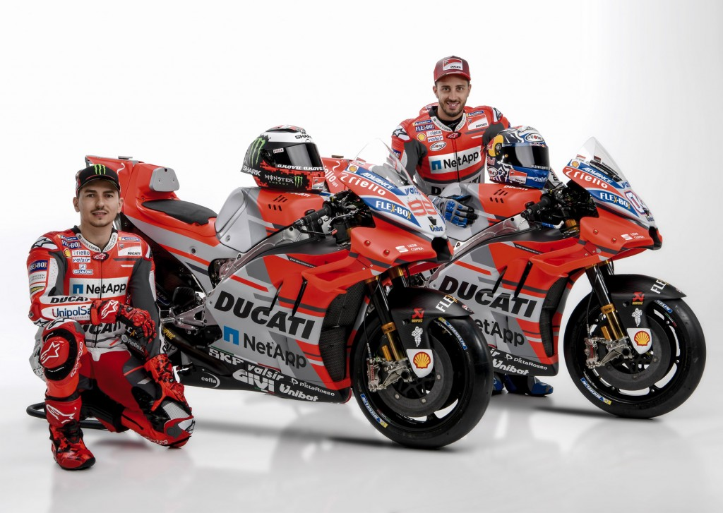 Riello Ups And Ducati Corse In Motogp A Record Partnership