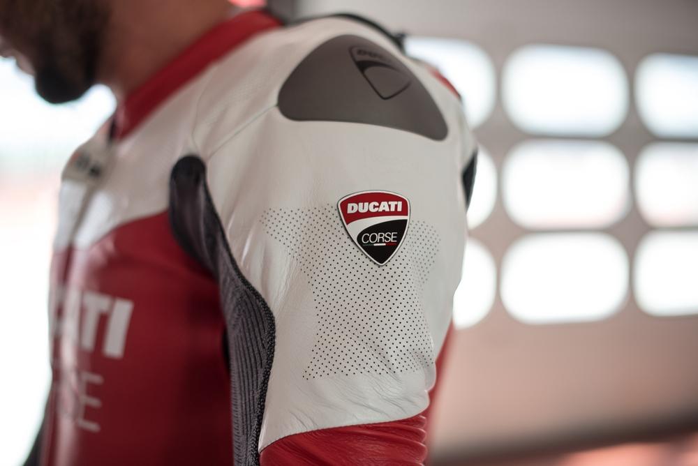Ducati Corse D Air K1 Racing Suit Wearable Technology