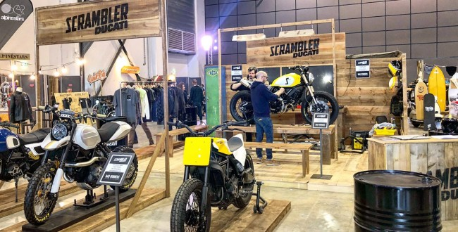 01 Ducati Scrambler booth_wheels and waves_UC66171_Preview