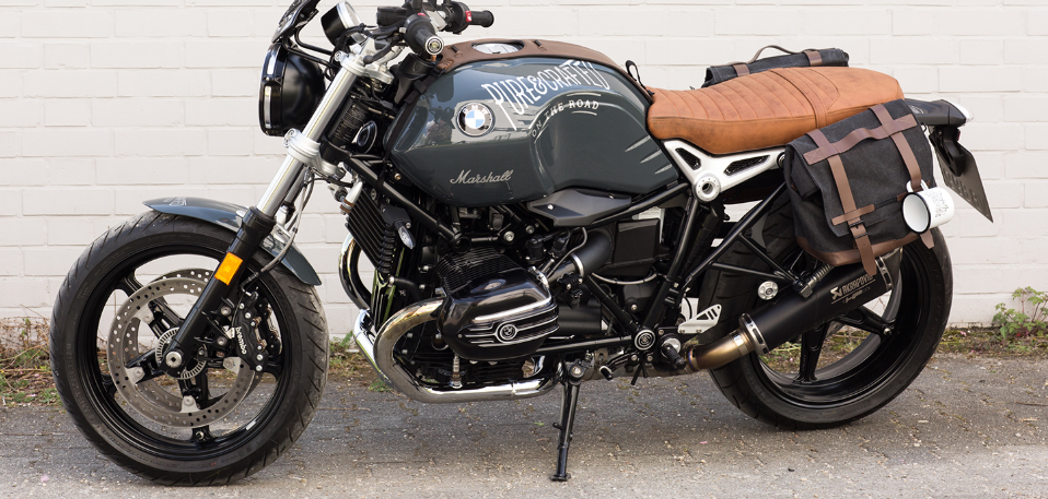 pure crafted signature bike bmw r ninet pure motorcycle. Black Bedroom Furniture Sets. Home Design Ideas