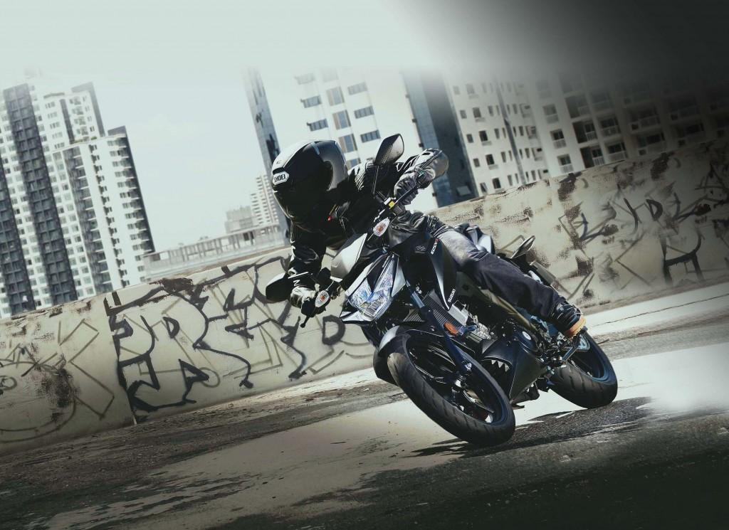 A Gsx S To Revolutionize The Lightweight Class Motorcycle News