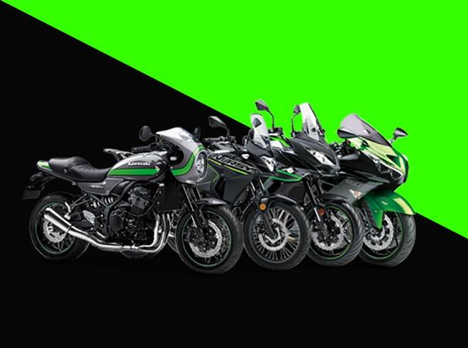 Kawasaki unveils new colour-ways for 2019 season | Webike