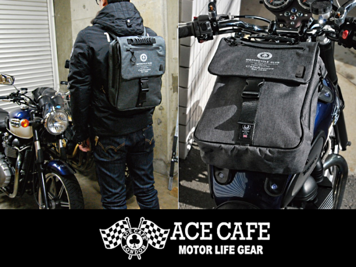 A Tank Bag that can be a backpack with a convenient USB Port! - Webike Indonesia