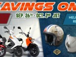 weekly sale scooter