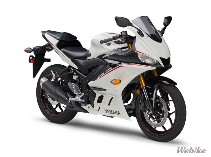 New Vehicle Yamaha Released 2019 Model Yzf R3 And Yzf R25