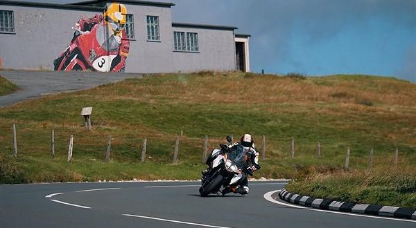 KTM 1290 SUPER DUKE GT at TT Isle of Man