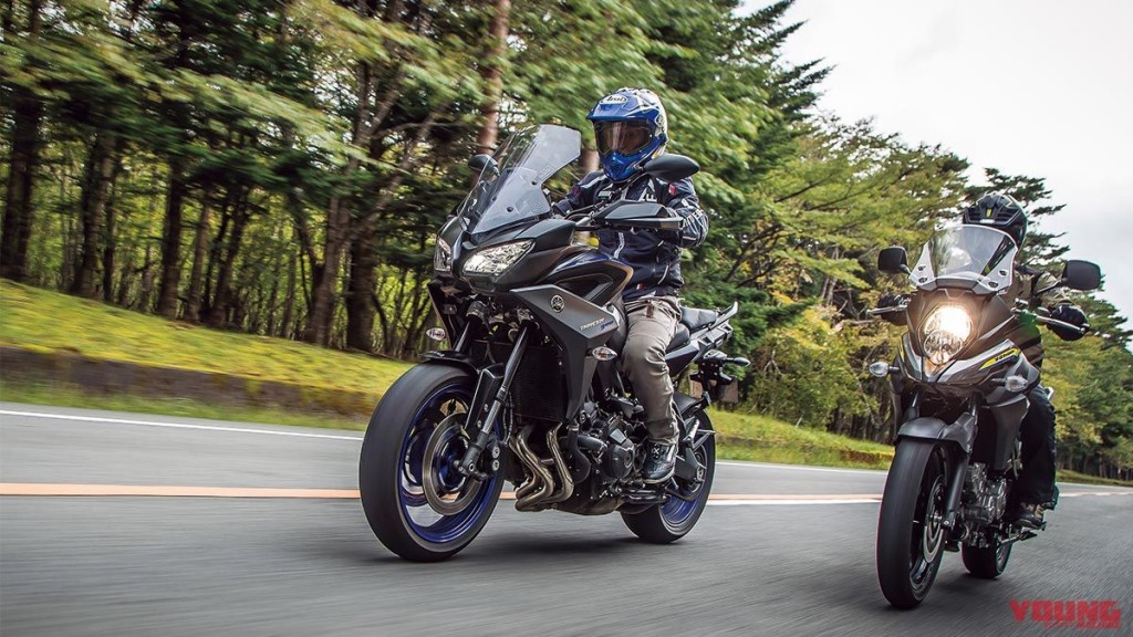 Yamaha Tracer 900 Vs Suzuki V Strom Thorough Test Ride Comparison